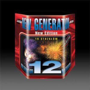 New Generation 12, 19s Jorge