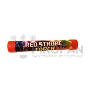 Pochodnia Red Strobe Torch / szt