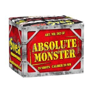 Absolute Monster 29s Svea