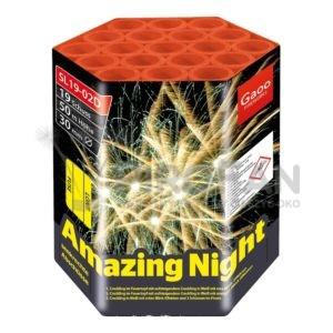 Amazing Night 19s Gaoo 8/1