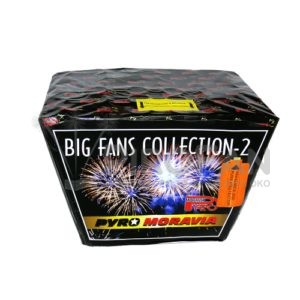 Big Fans Collection 2, 36s Pyro Moravia