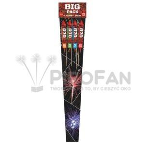 Big Pack Zestaw rakiet 20/4