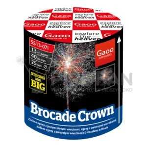 Brocade Crown 13s Gaoo 18/1