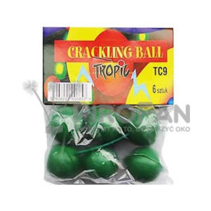 Crackling Ball Tropic 16/12/6