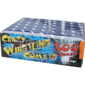 Crazy Whistling Comets 300s Jorge