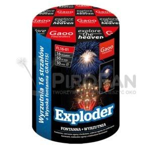 Exploder 16s Gaoo 8/1