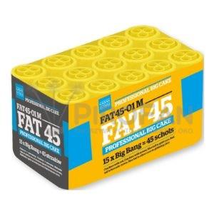 FAT 45 Medium 45s 4/1 Klasek