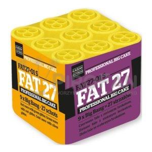 Fat 27 Smart 27s 20mm 8/1