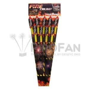 Fire Crump rakiety Piromax 10/9