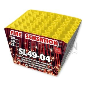 Fire Sensation Finale 49s. 30mm 2/1