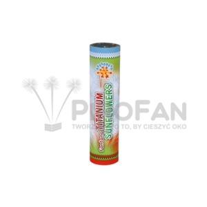 Fontanna Titanium Sunflowers Super Power