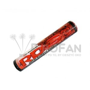 Granat dymny RDG3 czerwony Klasek