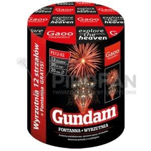 Gundam 12s Gaoo 24/1