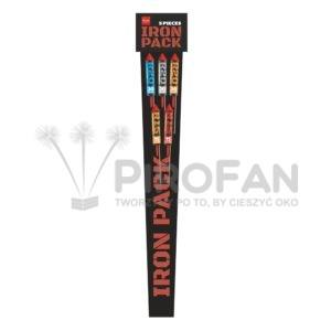 Iron Pack zestaw rakiet 5/24