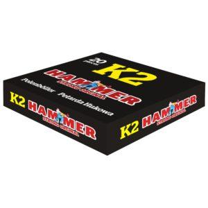 K2 - PETARDY HUKOWE 20 SZT 20/10/25