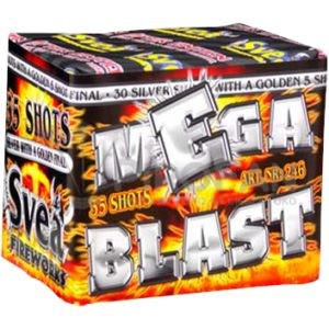 Megablast 34s Svea
