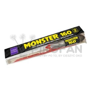 Monster Kasak Rakieta 1/12