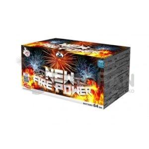 New Fire Power 64s Klasek