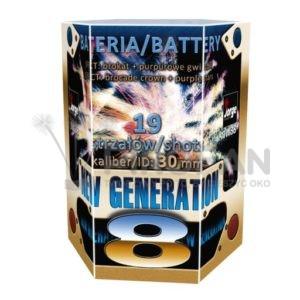 New Generation 8, 19s Jorge 6/1