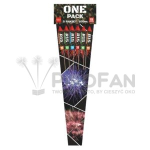 One Pack Zestaw rakiet 6/30