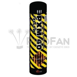 PXM40 Yellow świeca dymna Piromax