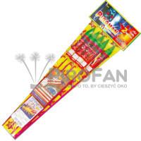 Piroman Tropic rakiety