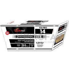 Professional Box 14, 50s Piromax 2/1
