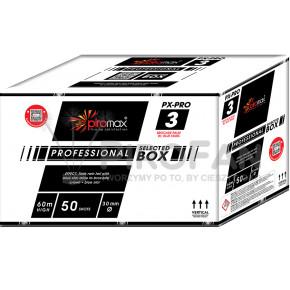 Professional Box 3 50s Piromax 2/1