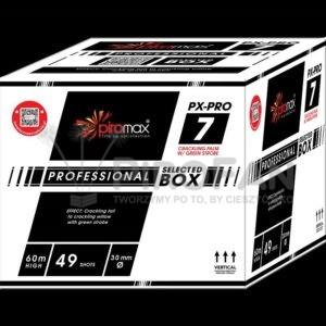 Professional Box 7, 49s Piromax 2/1