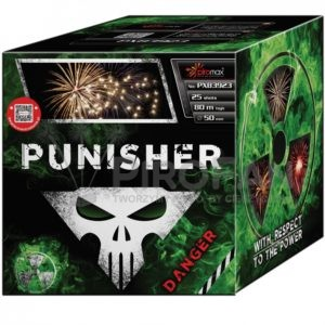 Punisher 2 25s Piromax 2/1