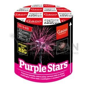 Purple Stars 13s Gaoo 18/1