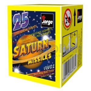 Saturn Missiles 25s Jorge 120/1