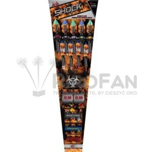Shock zestaw rakiet Piromax