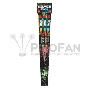 Silver Pack zestaw rakiet 5/24