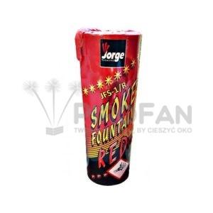 Smoke Fountains czerwony Jorge 30/5