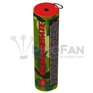 Smoke Generator granat dymny czerwony Triplex