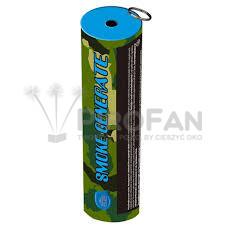 Smoke Generator granat dymny niebieski Triplex
