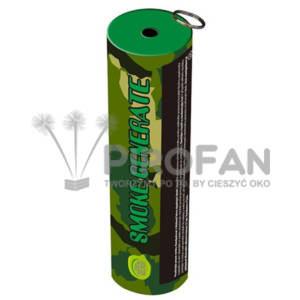 Smoke Generator granat dymny zielony Triplex