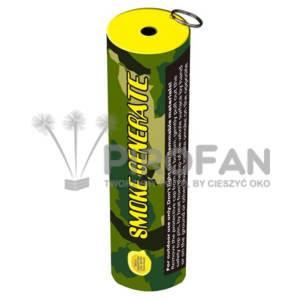 Smoke Generator granat dymny żółty Triplex