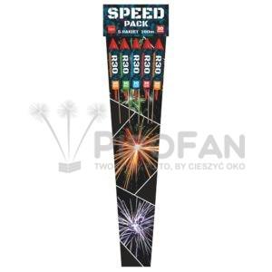 Speed Pack zestaw rakiet 5/24