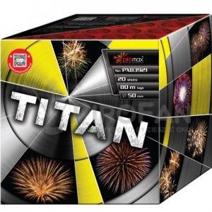 Titan 2, 20s Piromax 2/1