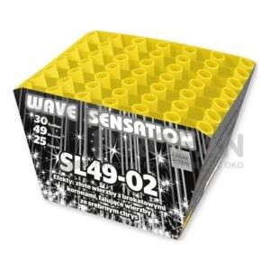 Wave Sensation Finale 49s. 30mm 2/1