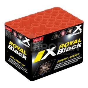 X-Black Royal 31s. 25mm 4/1