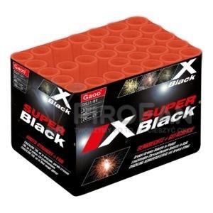 X-Black Super Fly 31s. 20mm 8/1