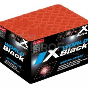 X-Black World 42s Gaoo