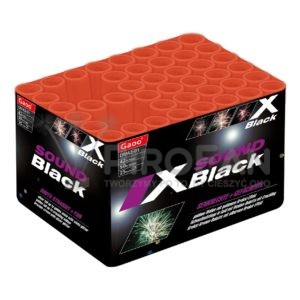 X-Blacka Sound 42s. 25mm 4/1